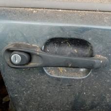 Ручка наружная двери передней правой Fiat Tempra