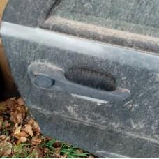 Ручка наружная двери задней правой Fiat Tempra
