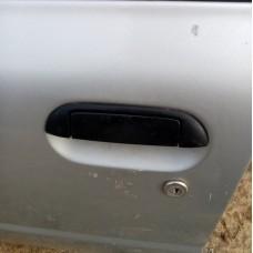 Ручка наружная двери передней левой (Nissan Sunny)