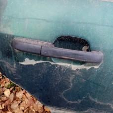 Ручка наружная двери задней правой VW Passat B4