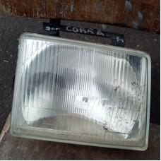 Фара левая для Opel Corsa A
