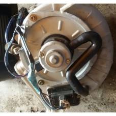 Двигатель отопителя (моторчик печки) (Mazda 626)