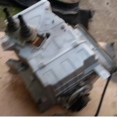 Радиатор отопителя (печки) (Mazda 626)