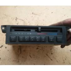 Блок управления отопителем(печкой), кондиционером (Mazda 626)