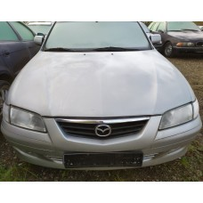 Mazda 626, 2.0TD, 2000г.